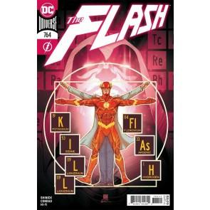 The Flash (2016) #764 VF+ Bernard Chang Cover