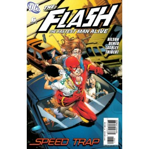 The Flash: The Fastest Man Alive (2006) #6 of 13 VF/NM