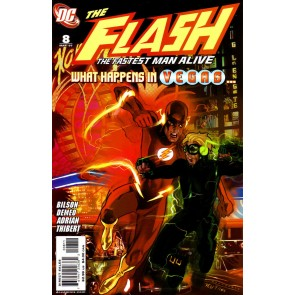 The Flash: The Fastest Man Alive (2006) #8 of 13 VF/NM