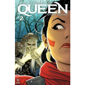 The Forgotten Queen (2019) #2 VF/NM Kano Cover Valiant