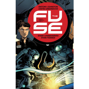 THE FUSE (2014) #11 VF/NM ANTHONY JOHNSTON IMAGE COMICS