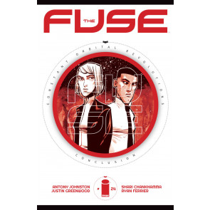 The Fuse (2014) #24 VF/NM Image Comics