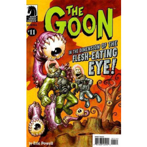 The Goon (2003) #11 VF/NM Eric Powell Dark Horse Comics