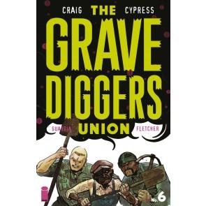 The Gravediggers Union (2017) #6 VF/NM Image Comics