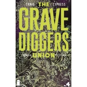 The Gravediggers Union (2017) #4 VF/NM Image Comics