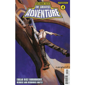 The Greatest Adventure (2017) #4 VF/NM Cary Nord Cover Dynamite