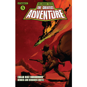 The Greatest Adventure (2017) #5 VF/NM Cary Nord Cover Dynamite
