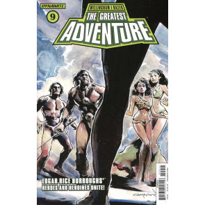 The Greatest Adventure (2017) #9 VF/NM (9.0) Bill Willingham story