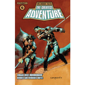 The Greatest Adventure (2017) #6 VF/NM Cary Nord Cover Dynamite