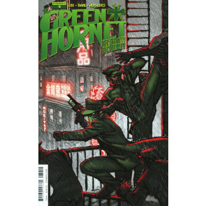 The Green Hornet: Reign of the Demon (2016) #3 VF/NM Dynamite