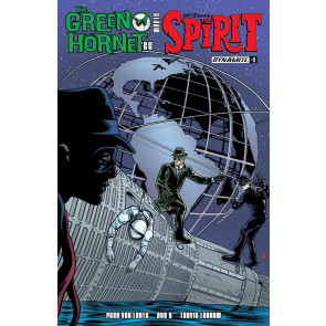 The Green Hornet '66 Meets The Spirit (2017) #1 of 5 VF/NM Dynamite