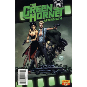 THE GREEN HORNET: AFTERMATH #2 NM DYNAMITE