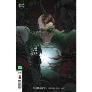The Green Lantern (2018) #1 of 12 VF/NM Frank Quitely Variant Cover