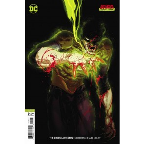 The Green Lantern (2018) #12 VF/NM Riley Rossmo DCeased Variant Cover