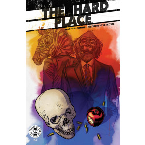 The Hard Place (2017) #'s 2 3 4 5 Near Complete VF/NM Set Image Comics