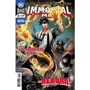 The Immortal Men (2018) #'s 1 2 3 4 5 Near Complete VF/NM Set