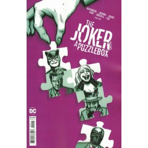 The Joker Presents: A Puzzlebox (2021) #2 VF/NM Chip Zdarsk Cover