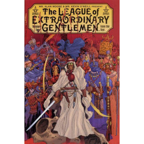 THE LEAGUE OF EXTRAORDINARY GENTLEMEN VOLUME TWO #1 VF+ - VF/NM ALAN MOORE