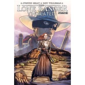 THE LONE RANGER: VINDICATED (2014) #3 VF+ - VF/NM DYNAMITE
