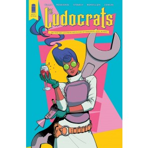 The Ludocrats (2020) #1 of 5 VF/NM Variant Cover Image Comics