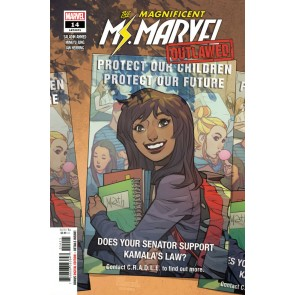 The Magnificent Ms. Marvel (2019) #14 VF/NM