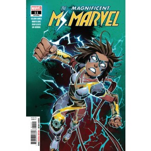 The Magnificent Ms. Marvel (2019) #'s 5 1st & 2nd Print & 11 1st Stormranger Lot