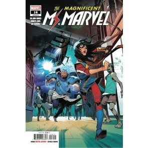 The Magnificent Ms. Marvel (2019) #16 VF/NM