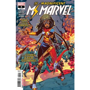 The Magnificent Ms. Marvel (2019) #5 VF/NM-NM New Costume 1st Printing Print