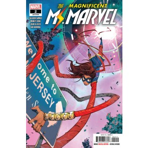 The Magnificent Ms. Marvel (2019) #2 VF/NM