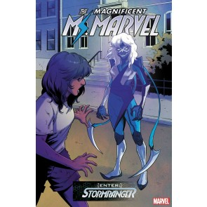 The Magnificent Ms. Marvel (2019) #'s 7 8 9 10 2nd Printing Stormranger Rises