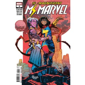 The Magnificent Ms. Marvel (2019) #4 VF/NM