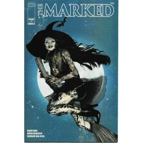The Marked (2019) #1 VF/NM-NM Secret Varaint Brian Haberlin Cover C Movie