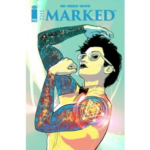The Marked (2019) #2 VF/NM Brian Haberlin Cover A  Image Comics