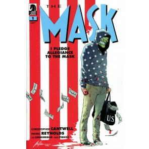 The Mask: I Pledge Allegiance to the Mask (2019) #1 VF/NM Dark Horse Comics
