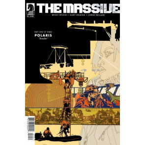 THE MASSIVE #10 VF/NM DARK HORSE COMICS BRIAN WOOD