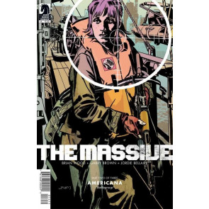 THE MASSIVE #14 VF/NM DARK HORSE COMICS BRIAN WOOD