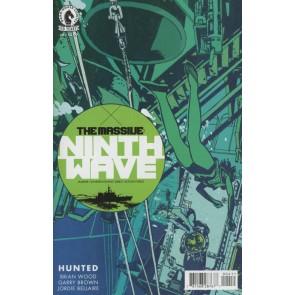 The Massive: Ninth Wave (2016) #4 VF/NM Brian Wood Dark Horse Comics