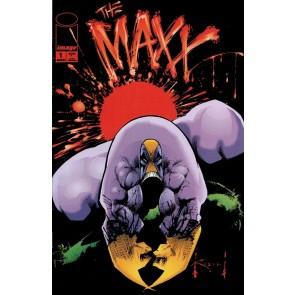 The Maxx (1993) #1 VF+ - VF/NM Sam Keith 1st Printing Image Comics