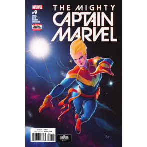 The Mighty Captain Marvel (2016) #9 VF/NM