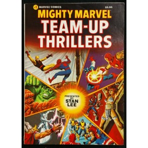 The Mighty Marvel Team-Up Thrillers 1983 FN/VF Stan Lee 1st Printing