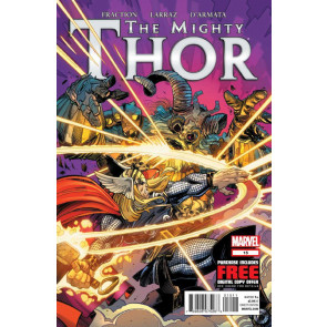 THE MIGHTY THOR (2011) #15 VF/NM