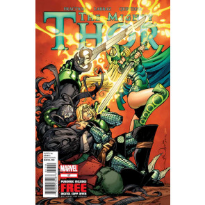THE MIGHTY THOR (2011) #17 VF/NM