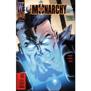 THE MONARCHY (2001) #'s 1, 2, 3, 4, 5, 6, 7, 8, 9, 10, 11, 12 COMPLETE AUTHORITY