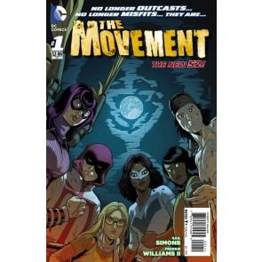 """THE MOVEMENT (2014) #'s 1, 2, 3, 4, 5, 6 VF/NM """"CLASS WARFARE"""" THE NEW 52!"""