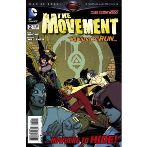THE MOVEMENT (2014) #'s 1, 2, 3, 4, 5, 6 VF/NM