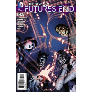 THE NEW 52: FUTURES END (2014) #10 VF/NM DC COMICS