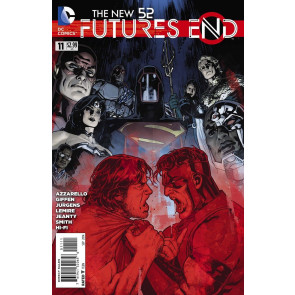 THE NEW 52: FUTURES END (2014) #11 VF/NM DC COMICS