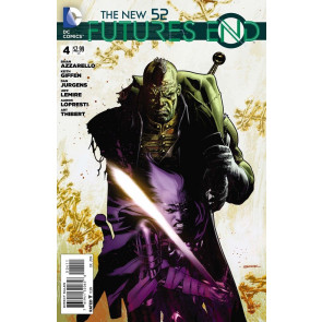 THE NEW 52: FUTURES END (2014) #4 VF/NM DC COMICS