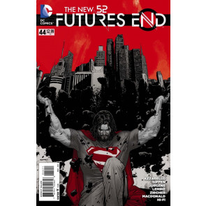 THE NEW 52: FUTURES END (2014) #44 VF/NM DC COMICS