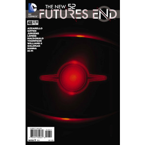 THE NEW 52: FUTURES END (2014) #48 VF/NM DC COMICS
